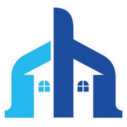Roynal's House - Logo - RH