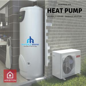 Roynal's House - Service Ariston - Water Heater - Heat Pump - 3