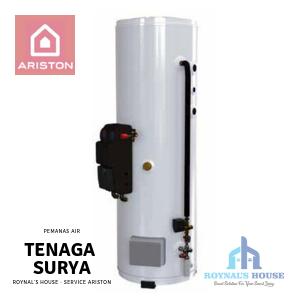 Roynal's House - Service Ariston - Solar Water Heater - 8