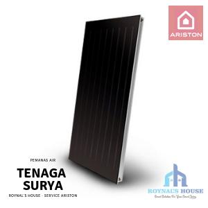 Roynal's House - Service Ariston - Solar Water Heater - 6